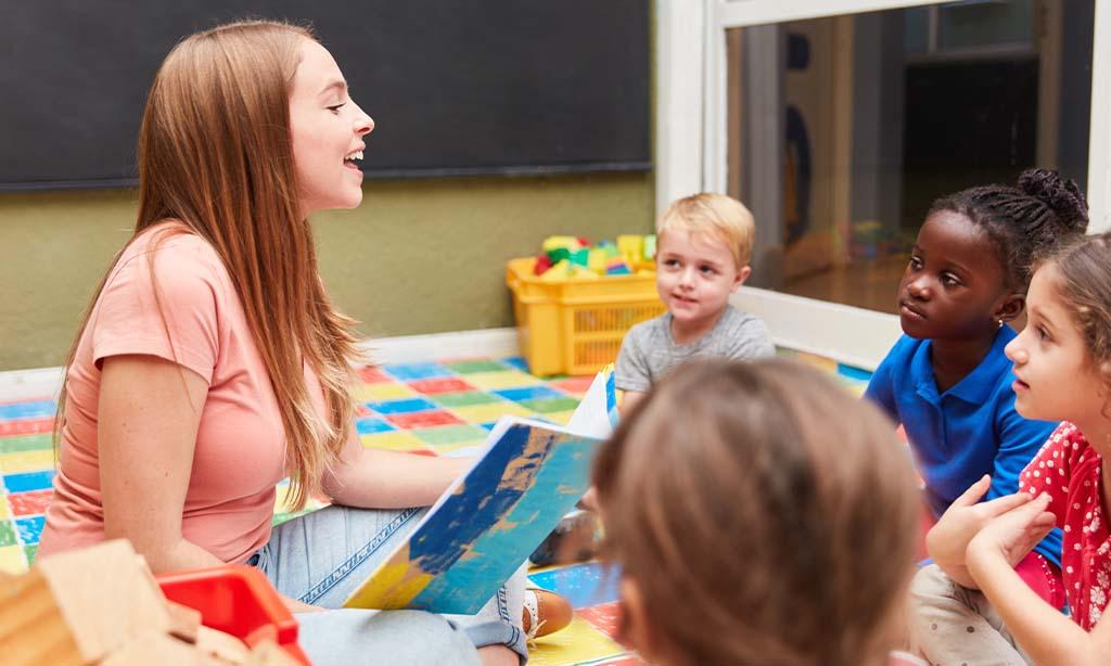 Weiterbildung für Kindergärtner am 13. und 14. Oktober 2021
